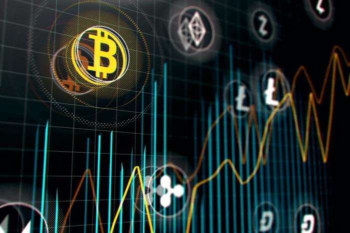Bitcoin Graph Keyvisual