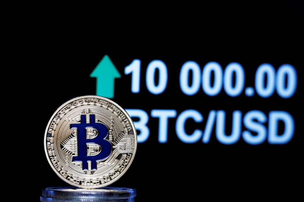BTC cracks $10k just before upcoming halving